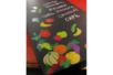 Gommettes fruits - Gommettes fantaisie – 10doigts.fr