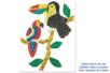 Plaques en polystyrène 20 x 30 cm - Plaques et panneaux – 10doigts.fr