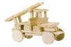 Bûchettes de construction en bois - Set de 200 - Bâtonnets, tiges, languettes – 10doigts.fr