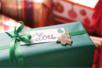 Sapins de Noël en bois décoré - Set de 8 - Motifs peint – 10doigts.fr