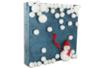 Pompons blancs, tailles assorties - 72 pièces - Pompons – 10doigts.fr