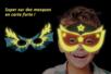 Peinture acrylique phosphorescente + pochoir en cadeau - Peinture Phosphorescente – 10doigts.fr