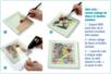 Cadres bois et vitres encastrables - Lot de 6 - Cuisine et vaisselle – 10doigts.fr