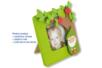 Cadres carrés en bois naturel - Cadres photos – 10doigts.fr