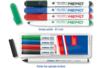 Marqueurs effaçables à sec - Set de 4 couleurs - Feutres Marqueurs dessin - 10doigts.fr
