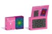 Coffret cartes à gratter - Mandala - Carte à gratter – 10doigts.fr