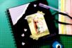 Album à spirales noir - 30 pages - Albums photos, carnets – 10doigts.fr