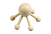 Araignée de massage en bois naturel - Divers – 10doigts.fr