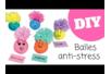 Fabriquer des balles anti-stress - Activités enfantines – 10doigts.fr