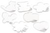 Blocs-notes fantaisies - 7 formes - Blocs notes – 10doigts.fr