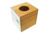 Boîte à mouchoirs cubique en bois - Boîte à mouchoirs – 10doigts.fr