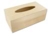 Boîte à mouchoirs rectangulaire en bois - Boite à mouchoirs - 10doigts.fr