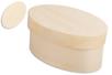 Boîte ovale en bois - Boîtes et coffrets – 10doigts.fr