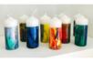 Peinture effet Marbling - 6 flacons de 20 ml - Peinture Marbling – 10doigts.fr