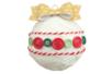 Boutons ronds en plastique couleurs Noël - Set de 300 - Boutons – 10doigts.fr