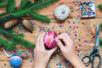 Sequins à facettes - Sachet à la couleur - Sequins – 10doigts.fr