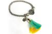 Perles rondes en plastique métallisé argent - Lot de 1500 - Perles en plastique – 10doigts.fr