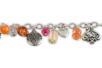 Bracelet ou collier en métal vieilli - Bijoux – 10doigts.fr