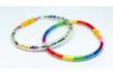 Bracelets tube à remplir- Lot de 6 - Vive l'été ! - 10doigts.fr