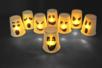 Bricolage Fantôme Gobelet Halloween Enfant - Tête à Modeler