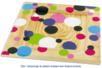 Tampons mousse 4 tailles - Set de 12 - Eponges – 10doigts.fr