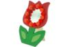 Pompons, couleurs vives et tailles assorties - Pompons – 10doigts.fr