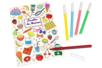Carnet de recettes à colorier - Coloriages – 10doigts.fr