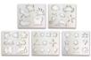 Carnet de pochoirs - 38 motifs - Pochoirs – 10doigts.fr