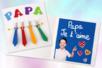 Stickers lettres majuscules en caoutchouc - 182 pièces - Gommettes Alphabet, messages – 10doigts.fr