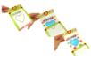 Cartes message magique - Set de 6 - Compliments, cartes... – 10doigts.fr