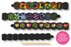 Bracelets en carte à gratter + grattoirs - 4 pcs - Cartes à gratter – 10doigts.fr