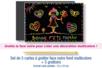 Cartes à gratter Multicolores - 5 cartes - Cartes à gratter – 10doigts.fr