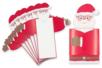 Cartes Père-Noël calin - Lot de 6 - Cartes de vœux – 10doigts.fr