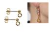 Clous dorés pour bijoux d'oreilles - Lot de 10 - Boucles et pendentifs d'oreilles – 10doigts.fr