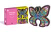 Coffret Sequin - 2 Papillons - Formes à décorer – 10doigts.fr