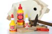 Colle à bois professionnelle - 100 ml - Outils et colles – 10doigts.fr