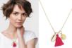 Kit sautoirs coquillages à fabriquer - 5 sautoirs - Kits bijoux – 10doigts.fr