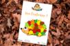 coloriage collage hérisson automne enfants activité - Tête à Modeler