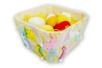 Stickers lapins en feutrine - Set de 24 - Embellissements de Pâques – 10doigts.fr