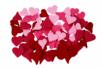 Cœurs en feutrine - Set de 160 - Nouveautés – 10doigts.fr