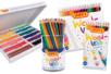 Crayons de couleur JOVI - Crayons de couleurs – 10doigts.fr