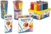 Crayons de couleur résistants - GIOTTO STILNOVO - Crayons de couleurs - 10doigts.fr