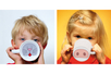 Stickers museaux d'animaux - 12 pièces - Expressions et Visages autocollants – 10doigts.fr