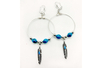 Perles splatter en acrylique - Set de 100 - Perles acrylique – 10doigts.fr