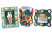 Déco printanière avec des fleurs en carte - Activités enfantines – 10doigts.fr