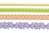 Dentelle adhésive en papier - Été - Masking tape (Washi tape) – 10doigts.fr