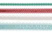 Dentelle adhésive en papier - Hiver - Rubans adhésifs et Masking tape – 10doigts.fr