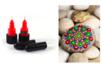 Stylos peinture 3D couleurs pailletées - Stylos peinture 3D – 10doigts.fr