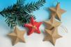 Décos de Noël en carton papier mâché à suspendre - Décoration en papier maché – 10doigts.fr