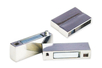 Fermoir magnétique rectangulaire argenté - Fermoirs – 10doigts.fr